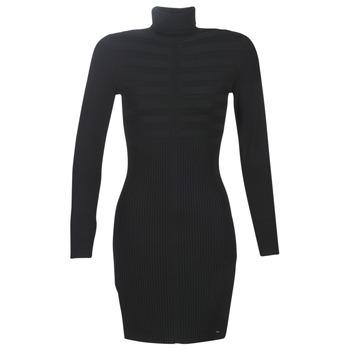 Vêtements Femme Robes courtes Morgan RMENTO Noir