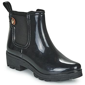 Chaussures Femme Bottes de pluie Gioseppo 40840 Noir