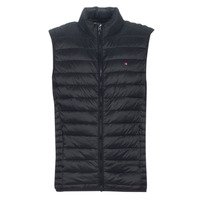 Vêtements Homme Doudounes Teddy Smith TERRY Noir
