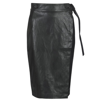 Vêtements Femme Jupes Replay W9310-000-83468-098 Noir