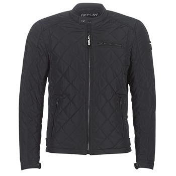 Vêtements Homme Blousons Replay M8000-000-33110-098 Noir