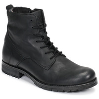 Chaussures Homme Boots Jack & Jones JFW ORCA LEATHER Noir