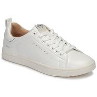 Chaussures Femme Baskets basses Only SHILO PU Blanc / Argenté