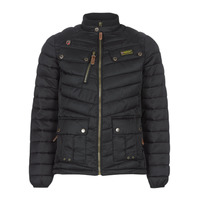 Vêtements Homme Parkas Geographical Norway ARIE-NOIR Noir