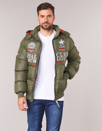 Vêtements Homme Doudounes Geographical Norway AVALANCHE-KAKI Kaki
