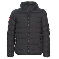 Vêtements Homme Doudounes Geographical Norway BALANCE-NOIR Noir