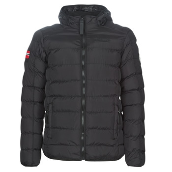 Vêtements Homme Doudounes Geographical Norway BALANCE-NOIR Noir