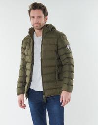 Vêtements Homme Doudounes Geographical Norway BALANCE-KAKI Kaki
