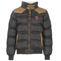 Vêtements Homme Doudounes Geographical Norway ABRAMOVITCH-NOIR Noir