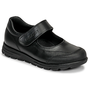 Chaussures Fille Ballerines / babies Pablosky 334310 Noir