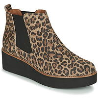Chaussures Femme Boots Fericelli LORNA Marron