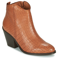 Chaussures Femme Bottines Fericelli LISA Marron