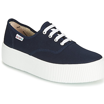Chaussures Femme Baskets basses Victoria 1915 DOBLE LONA Marine