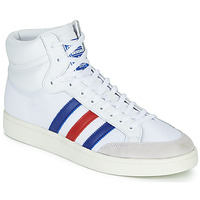 Chaussures Baskets montantes adidas Originals AMERICANA HI Blanc / bleu / rouge