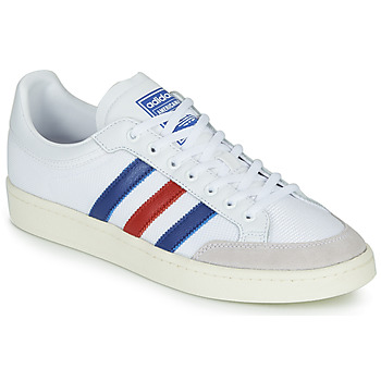 Chaussures Baskets basses adidas Originals AMERICANA LOW Blanc / bleu / rouge