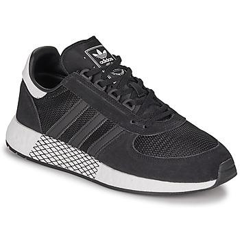 Chaussures Homme Baskets basses adidas Originals MARATHON TECH Noir