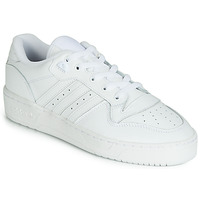 Chaussures Baskets basses adidas Originals RIVALRY LOW Blanc