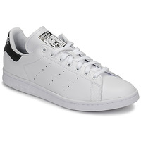 Chaussures Baskets basses adidas Originals STAN SMITH Blanc / noir