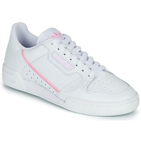 Chaussures Femme Baskets basses adidas Originals CONTINENTAL 80 W Blanc / rose