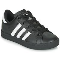 Chaussures Enfant Baskets basses adidas Originals COAST STAR C Noir / Blanc