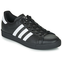 Chaussures Enfant Baskets basses adidas Originals COAST STAR J Noir / blanc