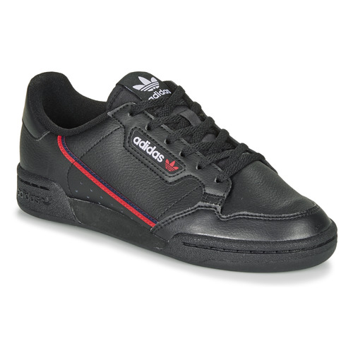 Chaussures Enfant Baskets basses adidas Originals CONTINENTAL 80 J Noir
