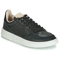Chaussures Enfant Baskets basses adidas Originals SUPERCOURT J Noir