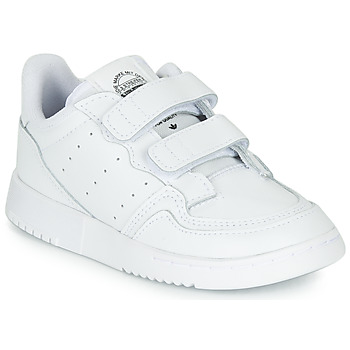 Chaussures Enfant Baskets basses adidas Originals SUPERCOURT CF I Blanc