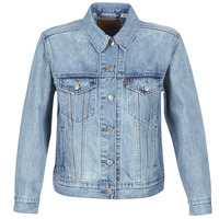 Vêtements Femme Vestes en jean Levi's EX-BOYFRIEND TRUCKER For real
