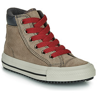 Chaussures Baskets montantes Converse CHUCK TAYLOR ALL STAR PC BOOT BOOTS ON MARS - HI Marron