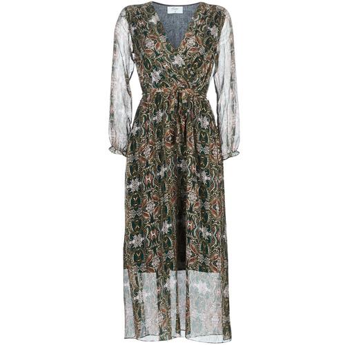 Vêtements Femme Robes longues Betty London LILIE-ROSE Vert / Multicolore