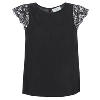 Vêtements Femme Tops / Blouses Betty London LONDON Noir