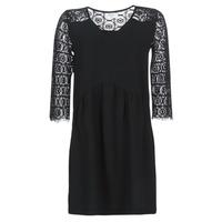 Vêtements Femme Robes courtes Betty London LUUNA Noir