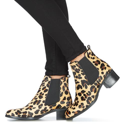 Pour Nice Recommander Une Réduction Chaussures Betty London HASNI Leopard Chaussure pas cher avec K0Oss
