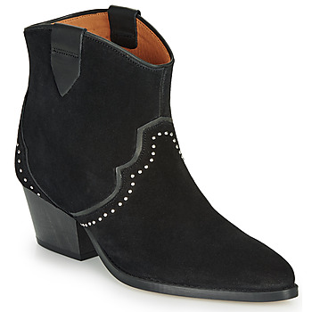 Chaussures Femme Bottines Betty London LOUELLA Noir