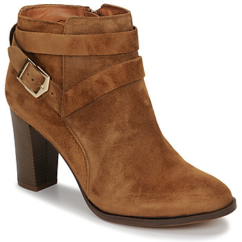 Chaussures Femme Bottines Betty London LIESE Camel