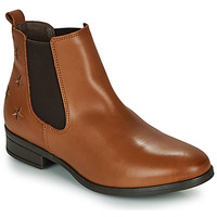 Chaussures Femme Boots Betty London LISELOTTE Cognac