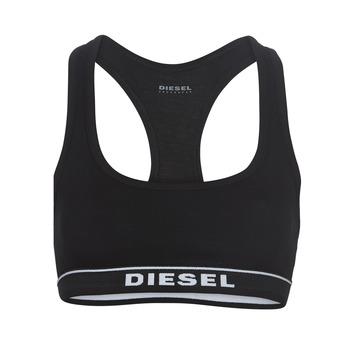 Sous-vêtements Femme Brassières Diesel MILEY Noir