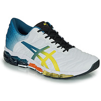 Chaussures Homme Baskets basses Asics GEL-QUANTUM 360 5 Blanc / Multicolore