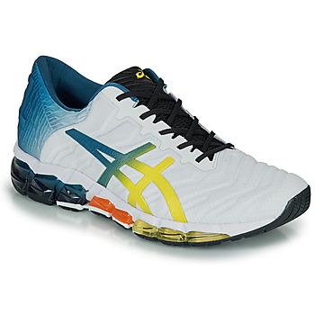 Chaussures Homme Baskets basses Asics GEL-QUANTUM 360 5 Blanc / Multicolore