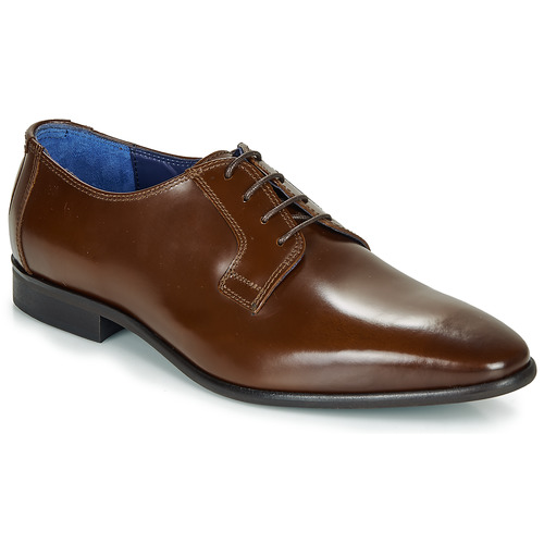 Chaussures Homme Richelieu Azzaro VICHE Marron