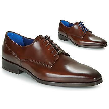 Chaussures Homme Derbies Azzaro POIVRE Marron