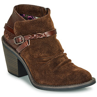 Chaussures Femme Bottines Blowfish Malibu LAMA Marron