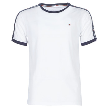 Vêtements Homme T-shirts manches courtes Tommy Hilfiger AUTHENTIC-UM0UM00563 Blanc