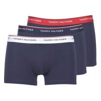 Sous-vêtements Homme Boxers Tommy Hilfiger PREMIUM ESSENTIALS-1U87903842 Marine