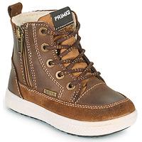 Chaussures Garçon Bottes de neige Primigi BARTH GORE-TEX Marron