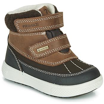 Chaussures Enfant Bottes de neige Primigi PEPYS GORE-TEX Marron