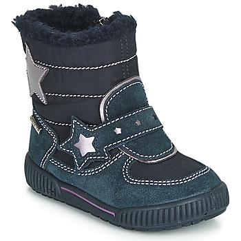 Chaussures Fille Bottes de neige Primigi (enfant) RIDE 19 GORE-TEX Bleu