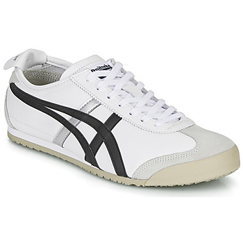 Chaussures Baskets basses Onitsuka Tiger MEXICO 66 Blanc / Noir