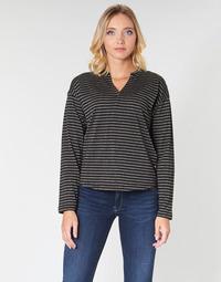 Vêtements Femme Tops / Blouses Le Temps des Cerises PAMELA Marine